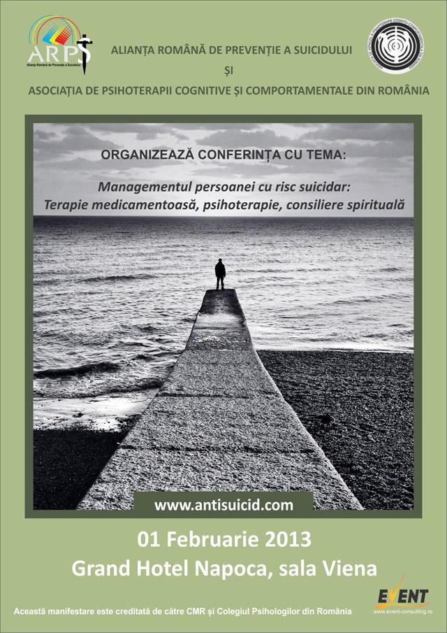 Organizare Evenimente Managementul Persoanei Cu Risc Suicidar